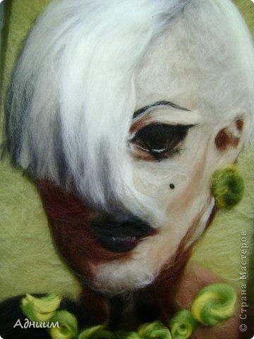Картина изготовлена в технике шерстяная акварель ( послойное выкладывание шерсти). размер 20 на 30.