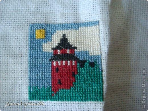 Вышивка крестом Маринкина Башня