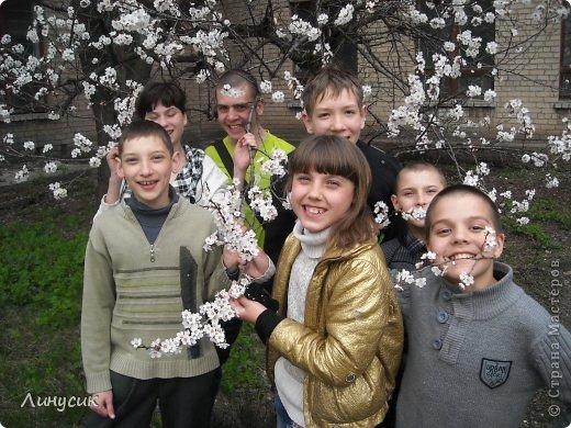 Это мой класс - Влад, Оля, Саша, Ярик, Сережка. И на переднем плане - Наташка и Валик. фото 1