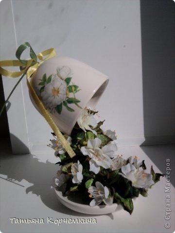 Доброго времени суток, дорогие жители СМ! Давненько я ничем не хвасталась :) Вот и хочу вам показать несколько деревьев, которые вырастила :) Это я сделала в подарок жене брата на день рождения фото 7