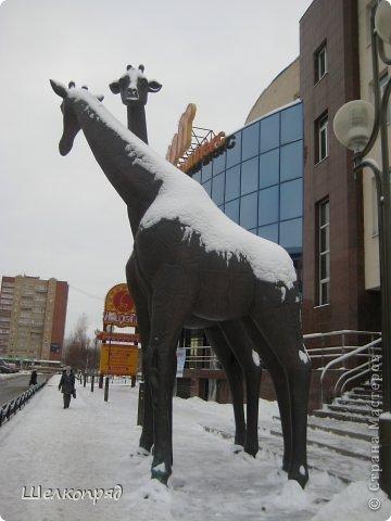 Зима была очень долгая, но очень красивая. фото 5