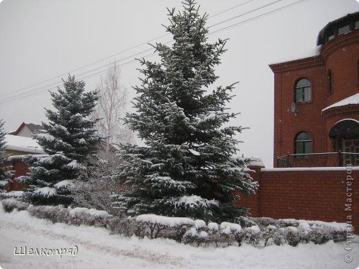 Зима была очень долгая, но очень красивая. фото 7