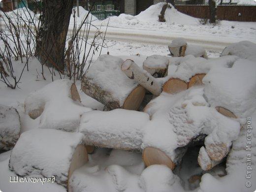 Зима была очень долгая, но очень красивая. фото 37