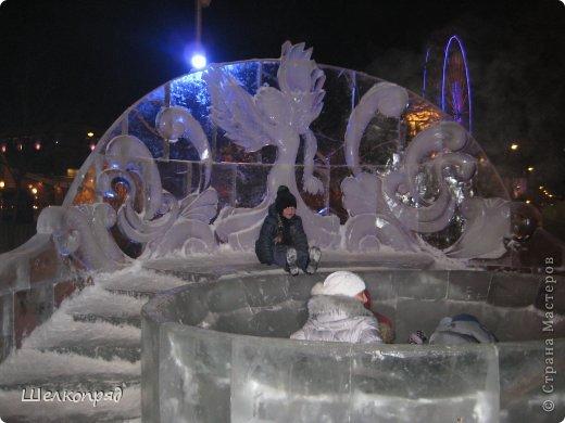 Зима была очень долгая, но очень красивая. фото 49
