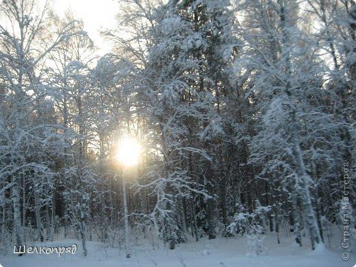 Зима была очень долгая, но очень красивая. фото 57