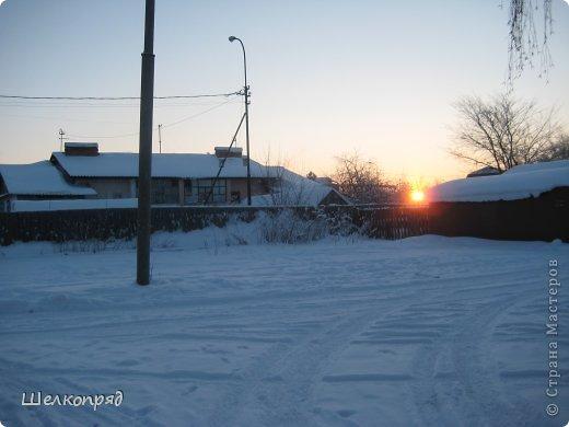Зима была очень долгая, но очень красивая. фото 17