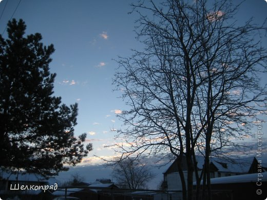 Зима была очень долгая, но очень красивая. фото 15