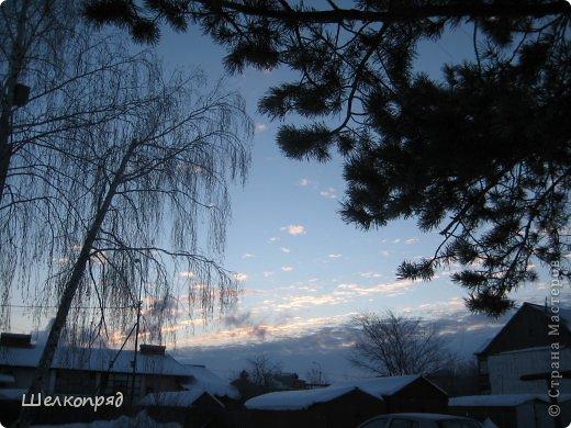 Зима была очень долгая, но очень красивая. фото 16