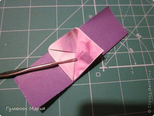 Всем привет! разгадывая на досуге кусудамы Марии Синайской http://www.flickr.com/photos/goorigami/5085416465/in/set-72157624275437833 http://www.flickr.com/photos/goorigami/5085415971/in/set-72157624275437833 я накрутила несколько модулей. Понимая, что ушла далеко от истины, все же попросила Машу подсказать. Но факт, есть факт. Принимайте!  Кусудама  name:  Pádus (черемуха)  автор: Mariya Gumeniuk  размер бумаги 10*10 итог: 12 см без клея крепление, на соседнюю грань фото 6