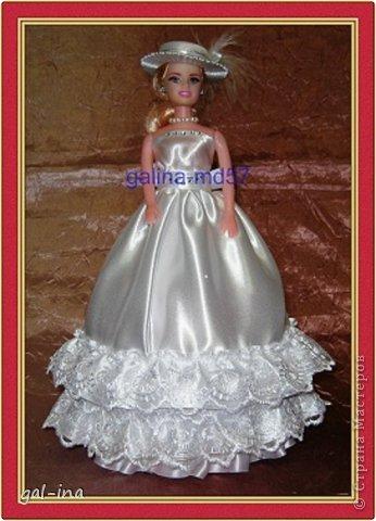 Кукла-шкатулка Невеста фото 1