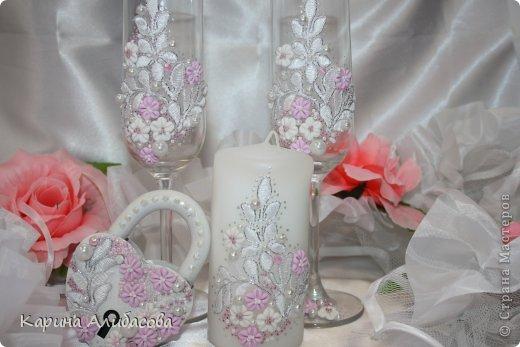 Свадебные аксессуары фото 3