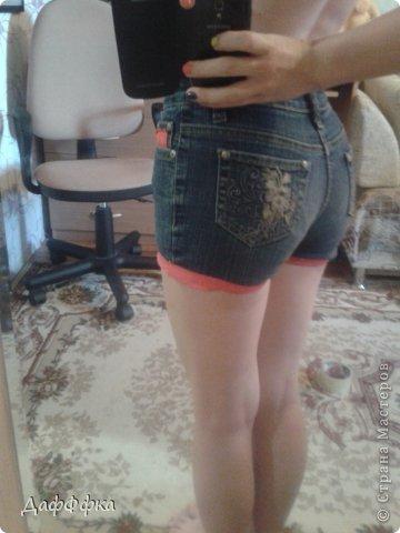 Мои новые шорты:D фото 3