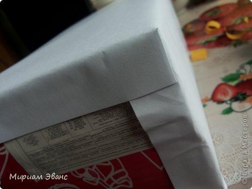 Вот какая шкатулка получится! Делается из простых материалов. фото 6