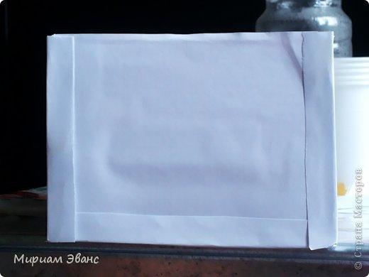 Вот какая шкатулка получится! Делается из простых материалов. фото 8