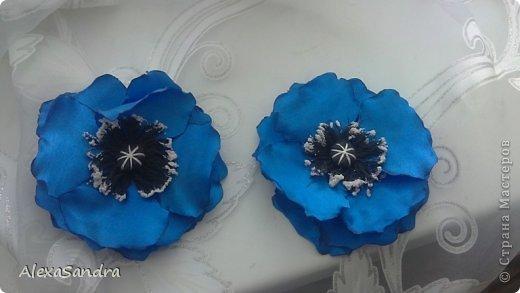 Выставляю свои цветочки - все повторяла по МК Страны, спасибо!. Первые - одуванчики, когда увидела МК в одноклассниках, загорелась повторить! фото 5