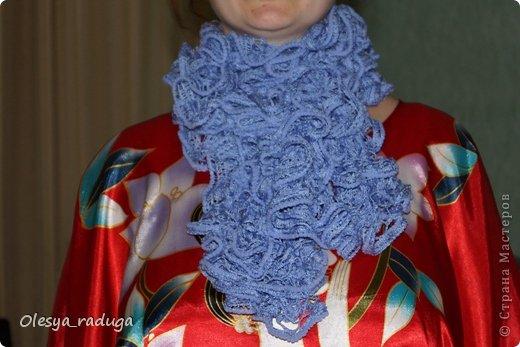 шарфик за пару часов фото 2