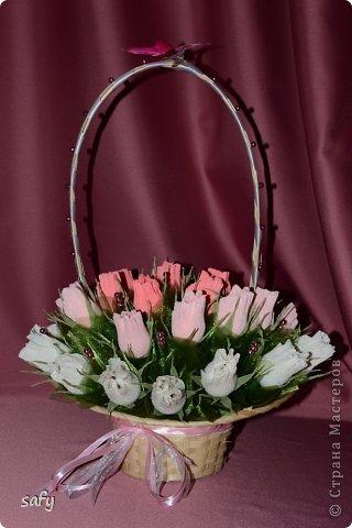 Ручной букетик для невесты фото 5