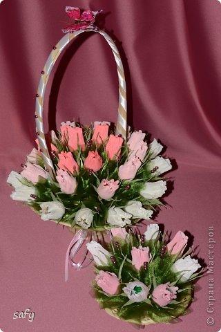 Ручной букетик для невесты фото 9