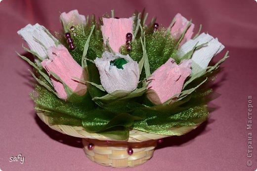 Ручной букетик для невесты фото 8