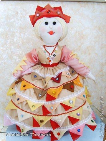 Такие Куклы-грелки да чайник часто выручают меня, когда срочно нужен подарок.   фото 20