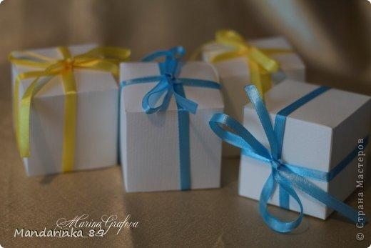 Различные свадебные мелочи фото 5