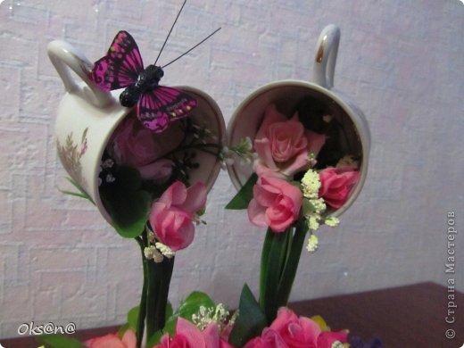 Чашечки с сердечком фото 4
