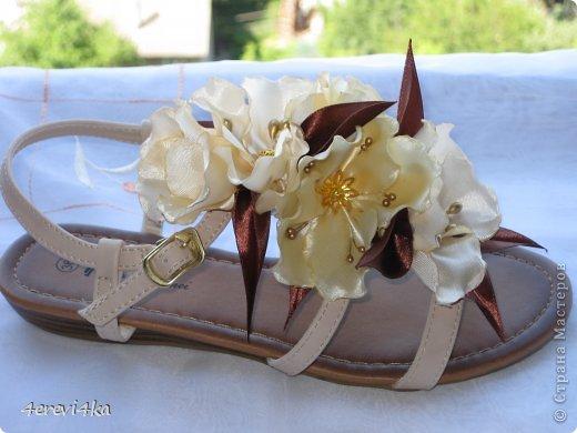 Декор для обуви фото 2