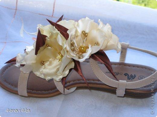 Декор для обуви фото 3