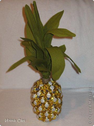 Мой первый сладкий ананас фото 2