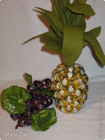 Мой первый сладкий ананас фото 1
