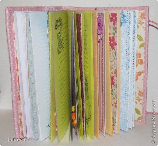 Дневник мамы (девочке)  Формат А5 в мягкой обложке, свыше 80 листов, вставки с декором для фотографий. Коробочка для хранения. фото 5