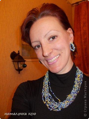 увидело на сайте шарфики и влюбилась!наплела себе ! фото 7