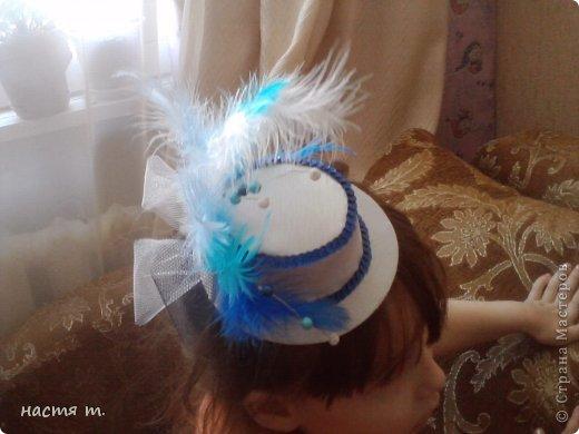 Еще одна шляпка