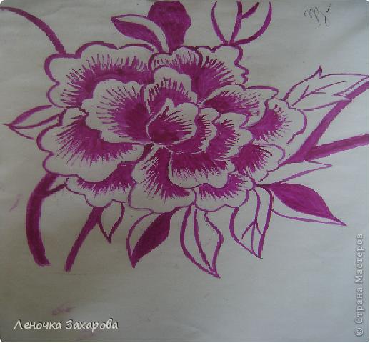 первые 10 фото - рисунки роз,далее 9 рисунков разных цветочков,11 рисунков животных и 13 разных рисунков. Качество может быть плохое из-за уменьшения размера фото. фото 18