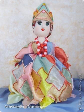 Такие Куклы-грелки да чайник часто выручают меня, когда срочно нужен подарок.   фото 19