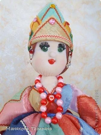 Такие Куклы-грелки да чайник часто выручают меня, когда срочно нужен подарок.   фото 18