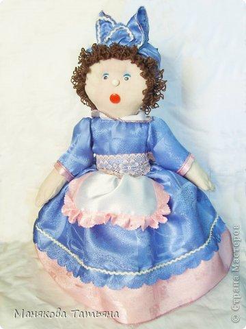 Такие Куклы-грелки да чайник часто выручают меня, когда срочно нужен подарок.   фото 24