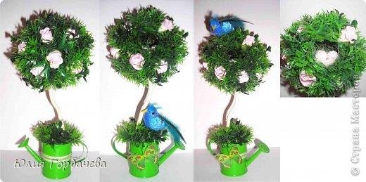 """Первое я назвала """"Гнездо синей птицы"""". фото 1"""