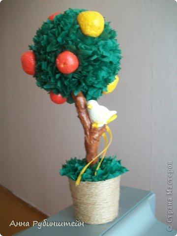 И снова Здравствуйте!))) На этот раз-фруктовое)))) Яблочки, груши.... и птичка!))) фото 5