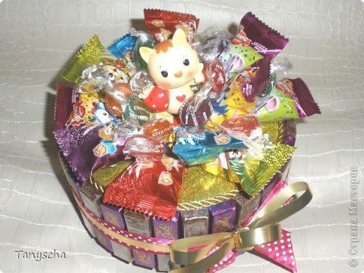 Тортики - мини. фото 3