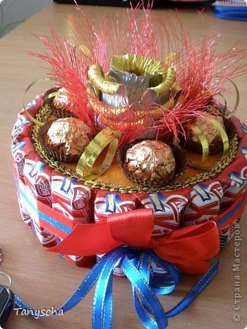 Тортики - мини. фото 1