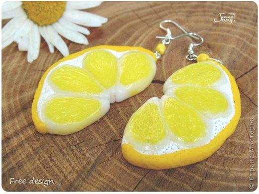 Дольки лимона фото 1