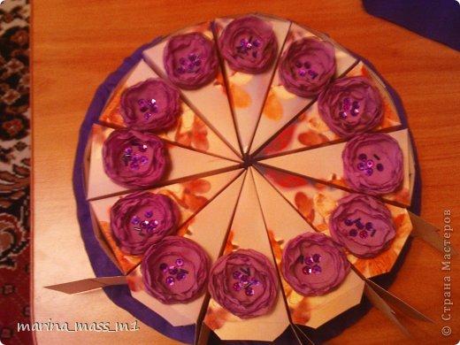 Тортик из пожеланий на день рождения маме) фото 1