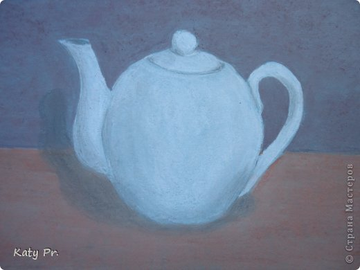 Здравствуйте! Хочу показать одни из первых своих работ пастелью. фото 3