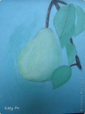 Здравствуйте! Хочу показать одни из первых своих работ пастелью. фото 2