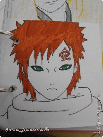 Пару дней назад наткнулась на свои тетради с рисунками... И решила ими поделиться с вами :)) Рисовать, к сожалению, я так и не научилась, но срисовываю хорошо вроде как :) Все эти рисунки - срисовки :) Я вообще любитель аниме, а раньше еще была заядлым ролевиком (ну надеюсь, все понимают, что это :))) И просто обожала рисовать персонажей, за которых я играю)  Вот одна из них - Тен-Тен (Наруто) фото 28