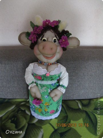 Коровушка-бурёнушка