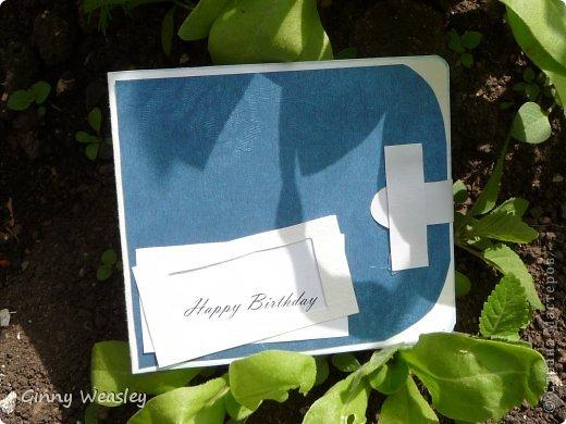 Добрый день! Эти кошелечки я сделала для друзей на день рождения. фото 6