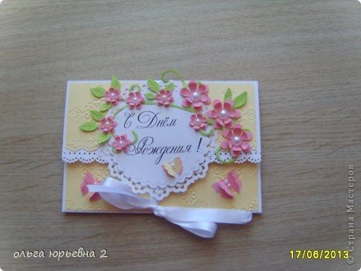 Денежный конвертик . фото 1