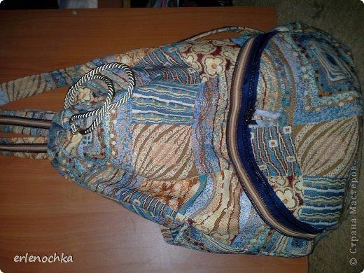 Рюкзак для пляжа фото 2